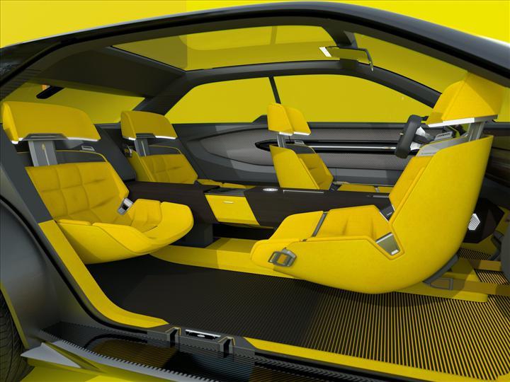 Renault'dan 700 km menzile sahip elektrikli SUV konsepti: Morphoz