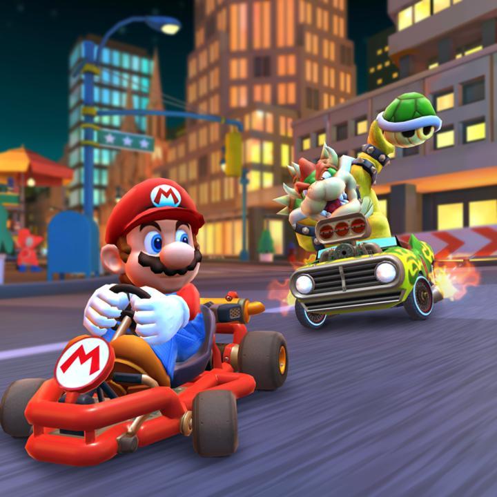 Mario Kart Tour, 8 Mart'ta çok oyunculu özellikler kazanıyor