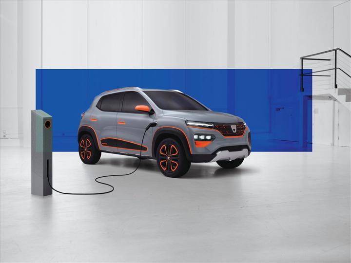 Dacia'nın elektriğe ilk adımı: Spring Electric konsepti tanıtıldı