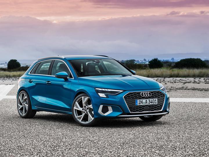 2020 Audi A3 Sportback tanıtıldı: Daha modern ve aerodinamik