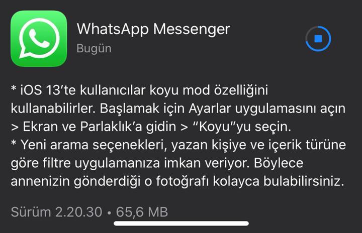 WhatsApp sonunda karardı: Android ve iOS için WhatsApp gece modu çıktı!