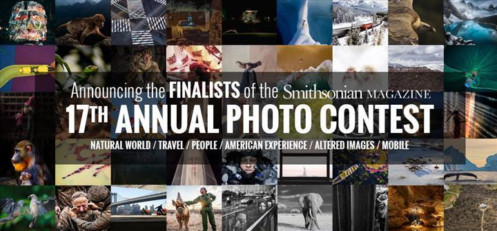 17'nci Smithsonian Fotoğraf Yarışması'nın finalistleri belirlendi