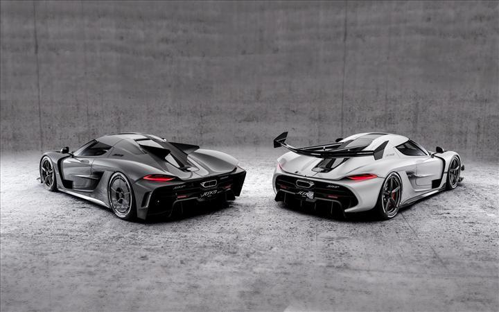 Gelmiş geçmiş en hızlı Koenigsegg tanıtıldı: Jesko Absolut