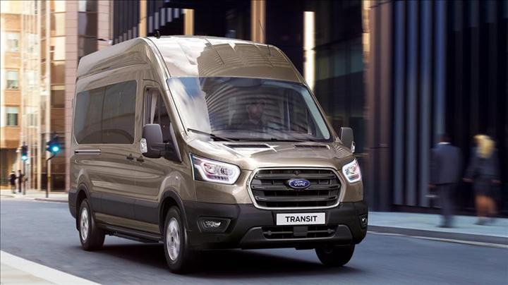 2022'de Ford'dan tam elektrikli Transit geliyor