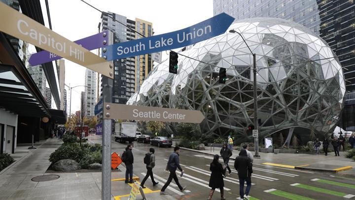 Amazon çalışanları arasında ilk koronavirüs vakası tespit edildi