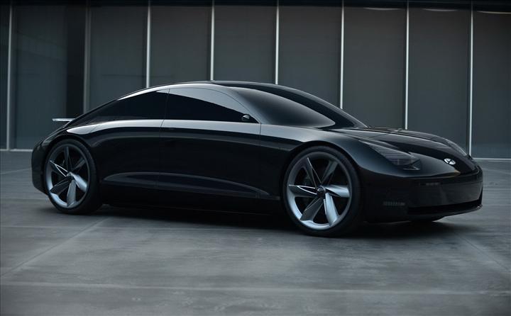 Hyundai, direksiyon yerine joysticklerle kontrol edilen Prophecy konseptini tanıttı