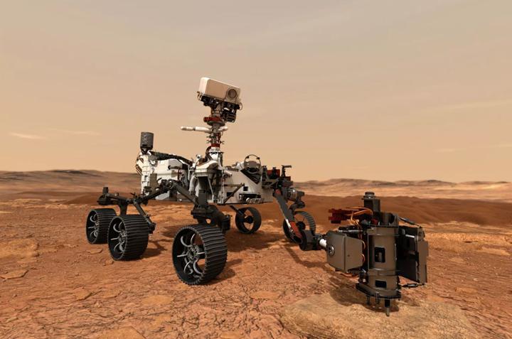 NASA, yeni Mars gözlem aracının ismini açıkladı: Perseverance