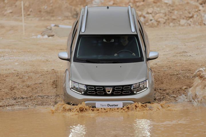 2020'nin ilk 2 ayında Türkiye SUV pazarının lideri Dacia Duster