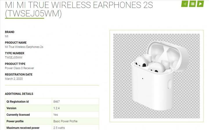 Xiaomi yeni bir kablosuz kulaklık çıkarmaya hazırlanıyor