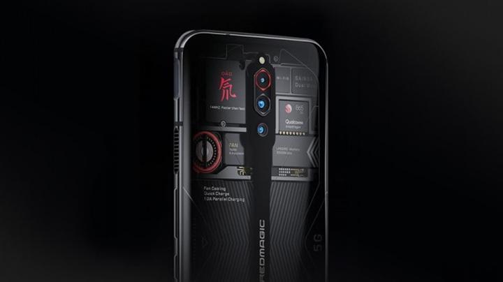 Red Magic 5G ilginç bir video çekim moduyla geliyor: Slow Door Video