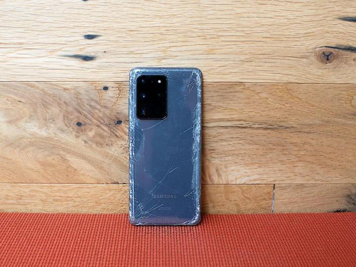 Samsung Galaxy S20 Ultra ne kadar dayanıklı?