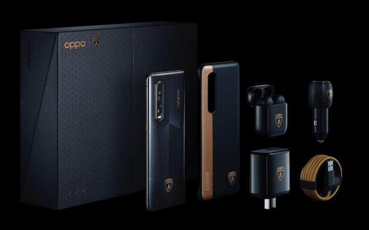 Oppo Find X2 Pro Lamborghini Edition tanıtıldı!