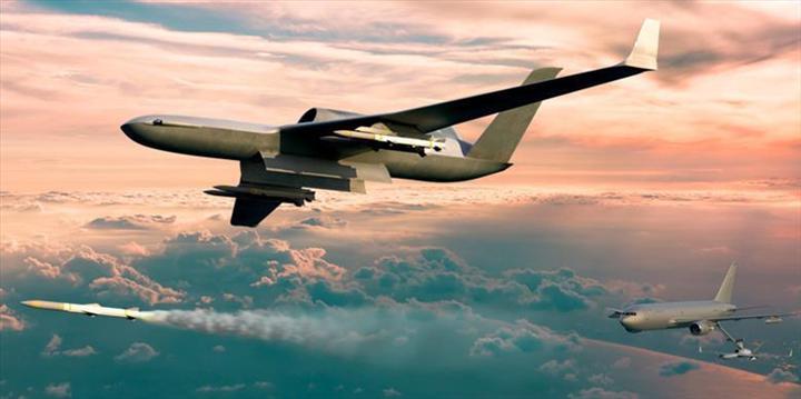 ABD'li Atomics Aeronautical Systems, Defender adını verdiği SİHA'yı duyurdu