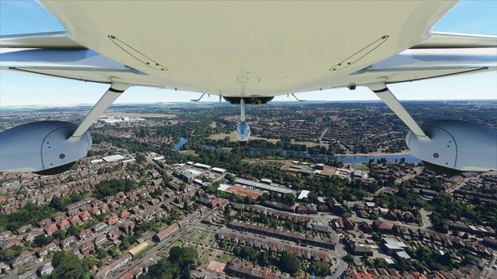 Microsoft Flight Simulator 2020'nin yeni büyüleyici ekran görüntüleri yayınlandı