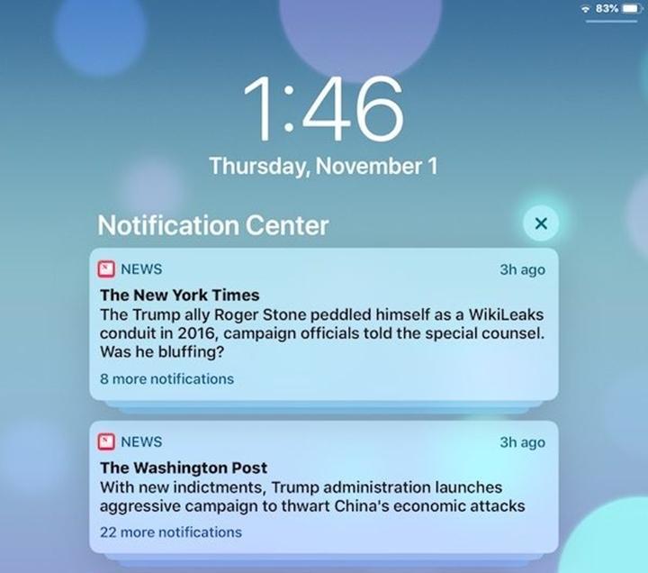iOS 13 ile bildirimlerde reklam dönemi başlıyor