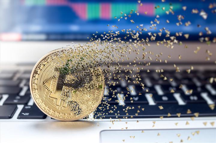 Bitcoin sert düştü piyasa allak bullak oldu