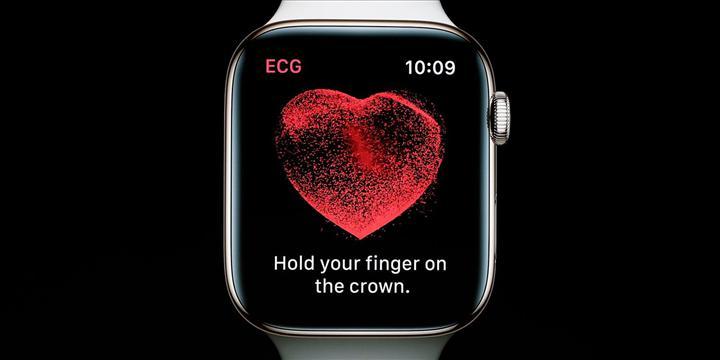 Apple Watch kandaki oksijen seviyesini ölçmeye başlayabilir
