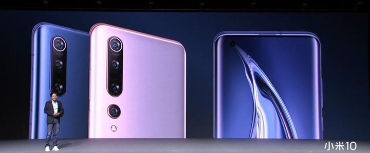 Xiaomi Mi 10 ve Mi 10 Pro'nun global lansmanı 27 Mart'ta yapılacak