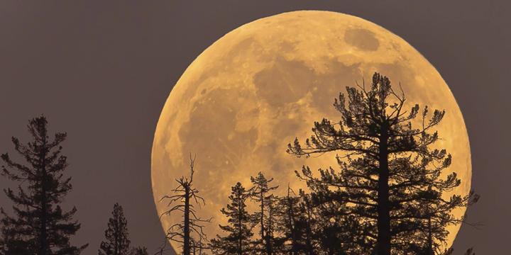 Bu gece Süper Ay var