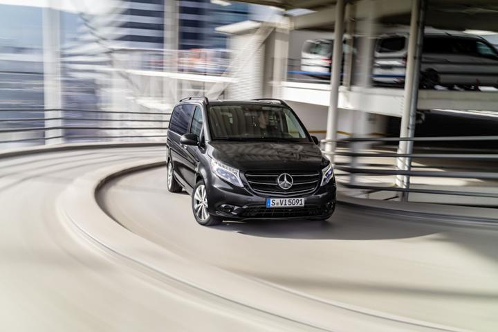 Yeni Mercedes-Benz Vito tanıtıldı