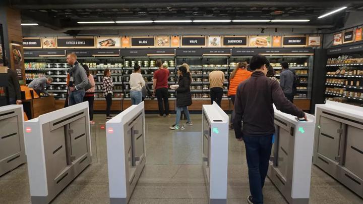 Amazon, kasiyersiz market teknolojisini süpermarketlere satmak istiyor