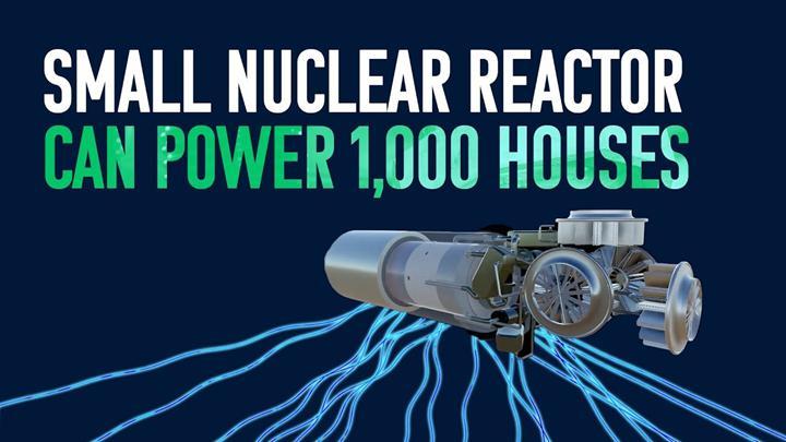 ABD ordusu, artan enerji ihtiyaçları için taşınabilir nükleer mikro reaktör arayışına girdi