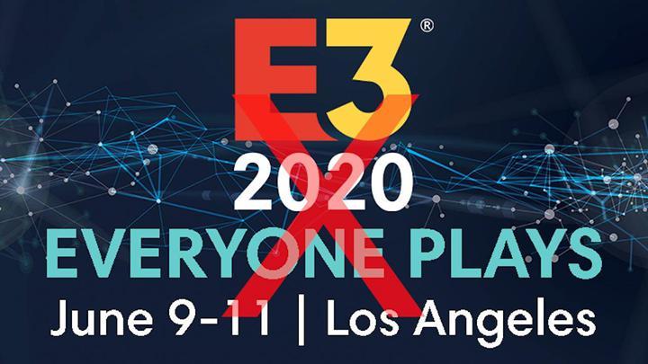 E3 2020 fuarı da iptal edilmek üzere (Resmi)