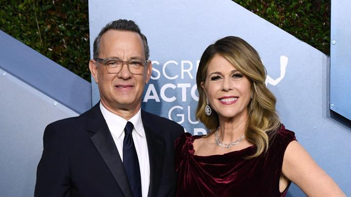 Ünlü aktör Tom Hanks ve eşi Rita Wilson'da koronavirüs tespit edildi
