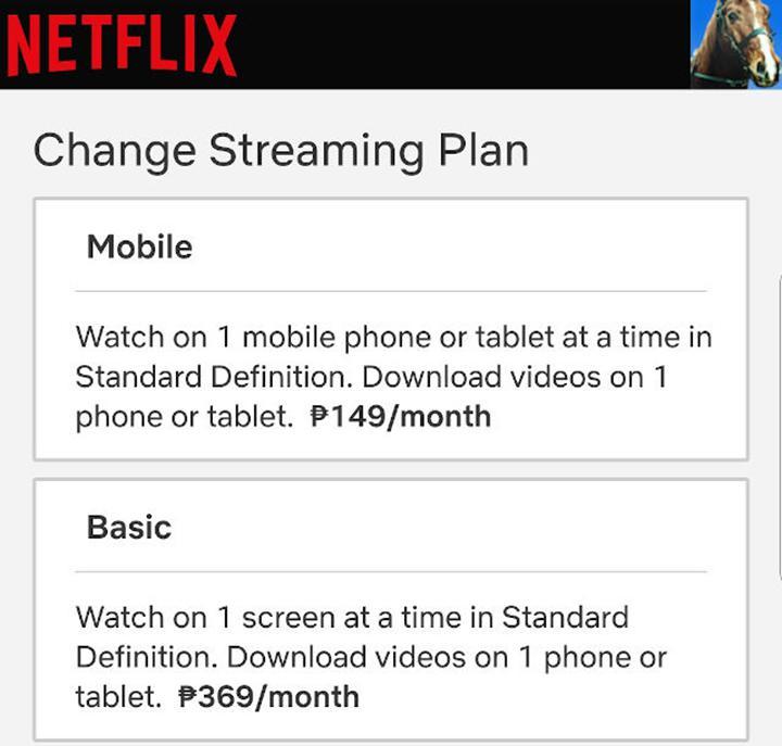 Netflix'in 'Mobil' paketi Filipinler ve Tayland'da kullanıma sunuldu