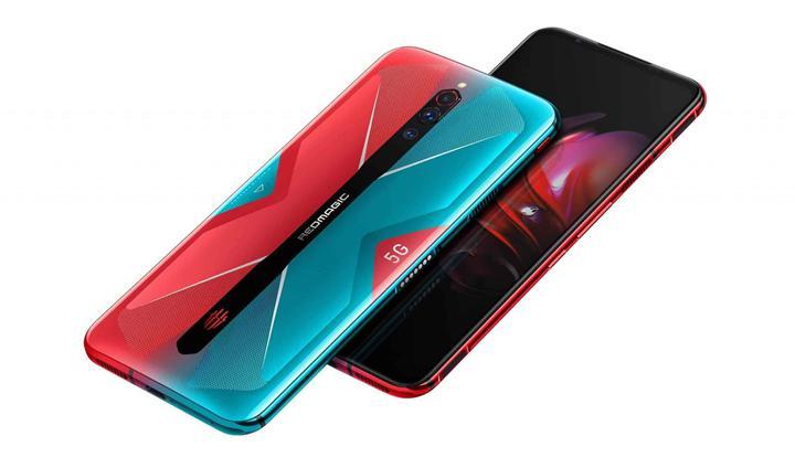 Nubia Red Magic 5G tanıtıldı: 16 GB RAM, 144 Hz ekran, Wi-Fi 6 ve çift soğutma sistemi