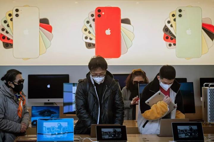 Apple, Çin'deki mağazalarının tamamını yeniden açıyor