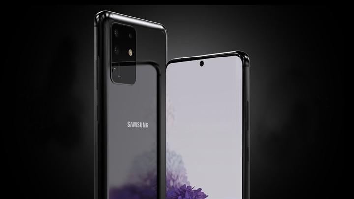 Samsung, Galaxy S20 modelleri için yeni bir yazılım güncellemesi yayınladı