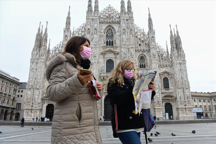 Avrupa, coronavirüs salgınının merkez üssü haline geldi