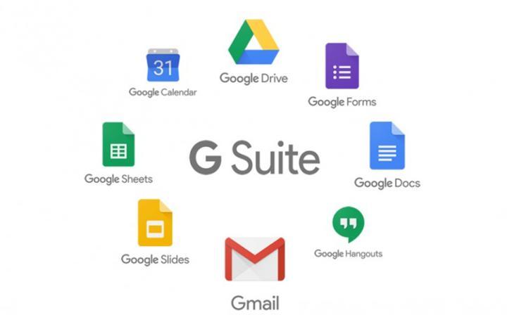 Google G Suite aylık 2 milyar aktif kullanıcıya ulaştı