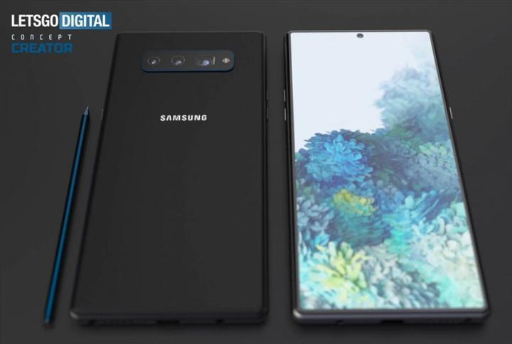 Galaxy Note 20'nin detayları netleşiyor