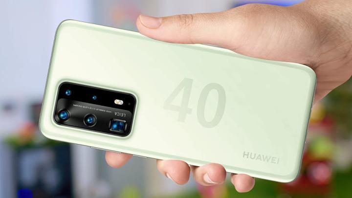 Huawei P40'ın iç bileşenlerini gösteren yüksek kaliteli bir fotoğraf yayınlandı