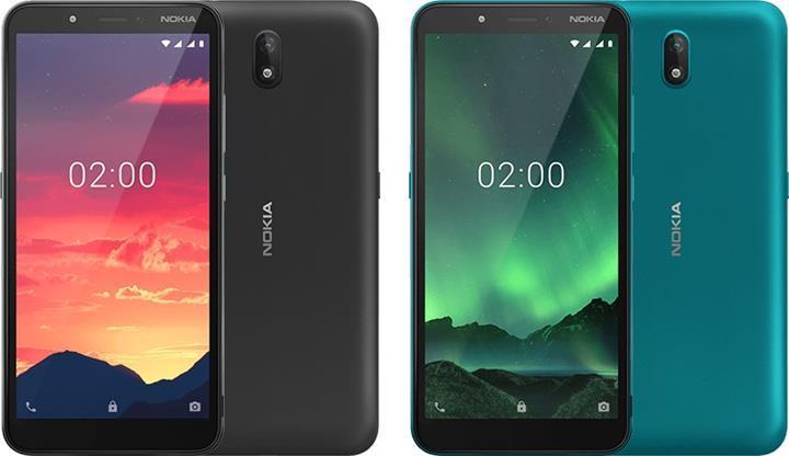4G'li Nokia C2 tanıtıldı