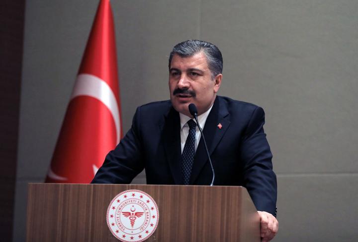 Türkiye'deki koronavirüs hastası sayısı 47'ye yükseldi