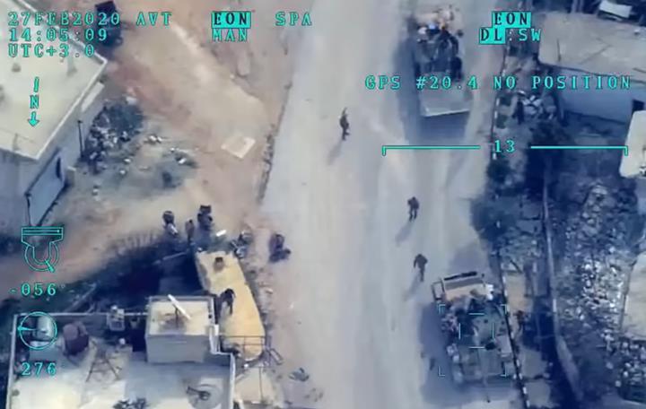 SİHA'lar, Rusya yapımı hava savunma sistemlerini başarıyla vurdu