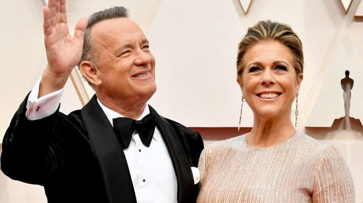 Koronavirüs tanısı konulan Tom Hanks ve eşi taburcu edildi