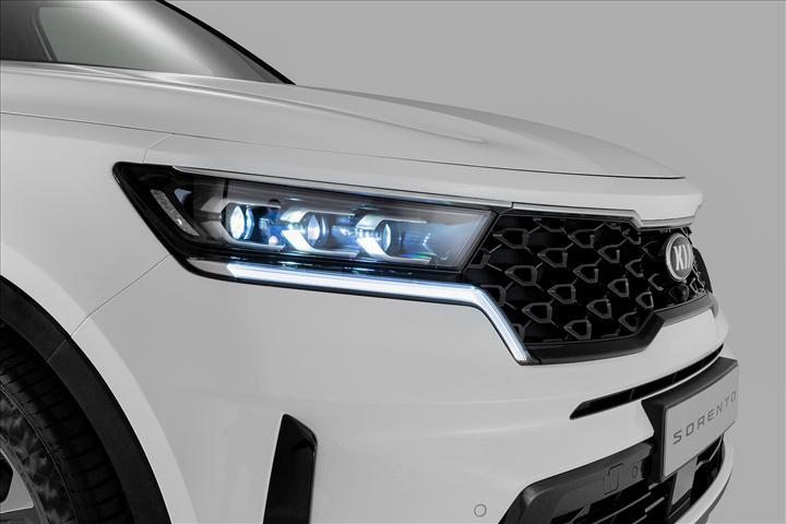 2020 Kia Sorento, yepyeni tasarımı ve hibrit versiyonuyla geldi
