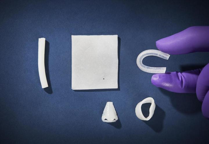 Yeni biyouyumlu materyal geliştirildi