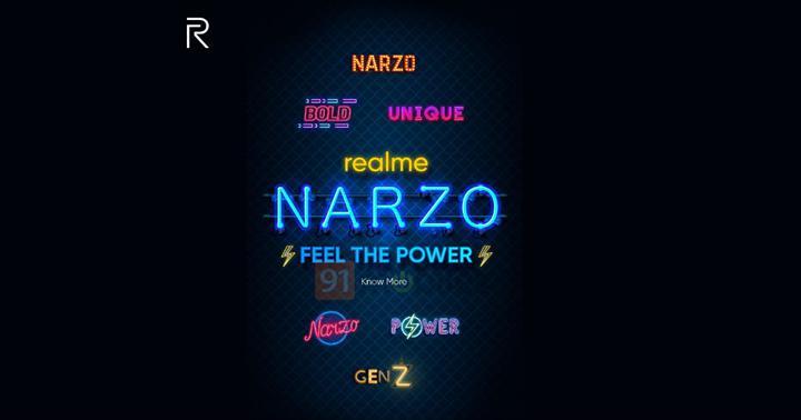 Redmi ve Poco serilerine yeni rakip geliyor: Realme Narzo