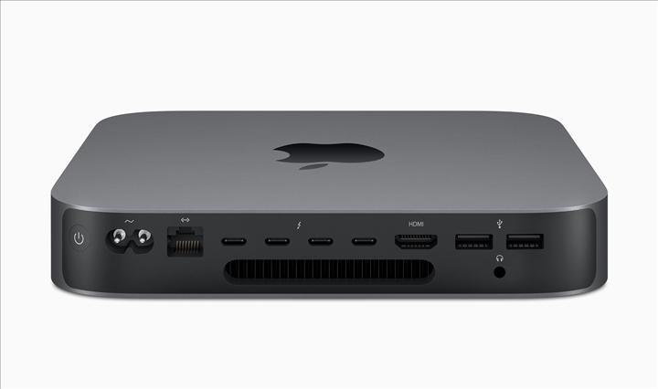 Mac mini de güncellemeden nasibini aldı