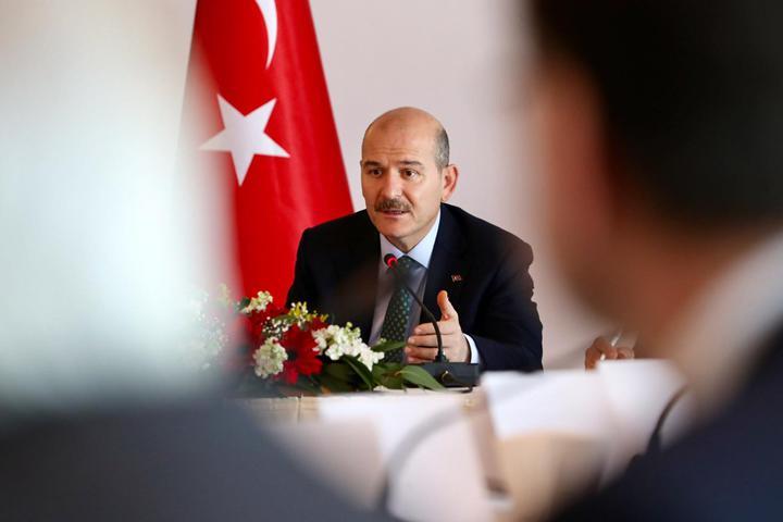 İçişleri Bakanı Soylu açıkladı: 9 bin 800 kişi karantina altında