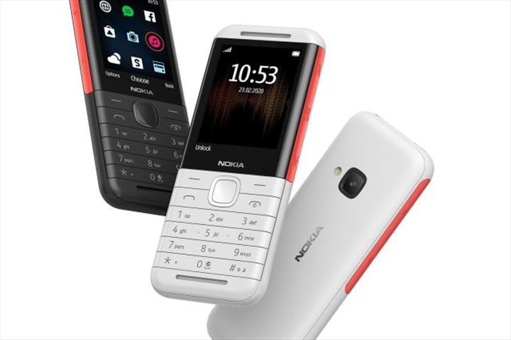 Nokia 5310 XpressMusic geri döndü