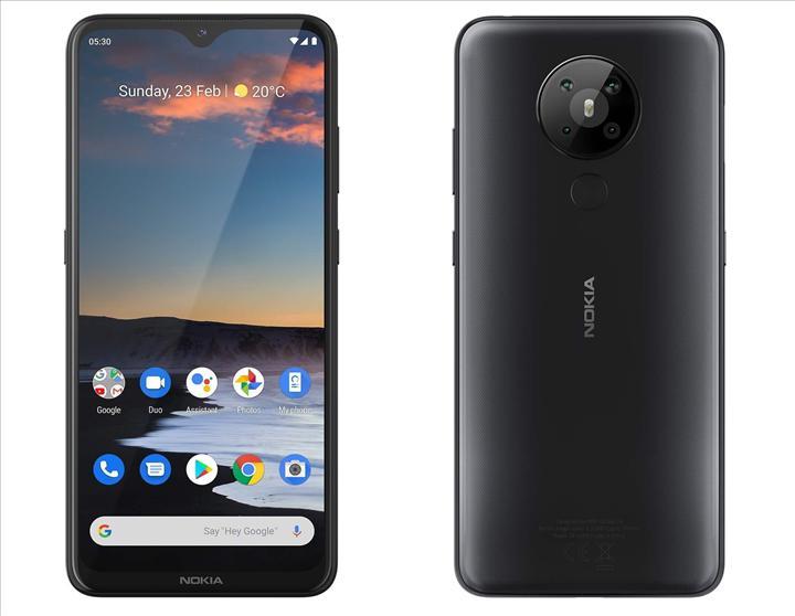Uygun fiyatlı Nokia 5.3 ve Nokia 1.3 tanıtıldı