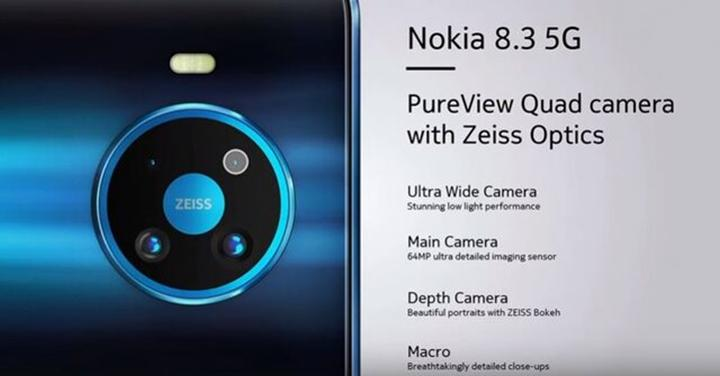 Ajan 007'nin yeni telefonu Nokia 8.3 5G tanıtıldı! İşte özellikleri ve fiyatı