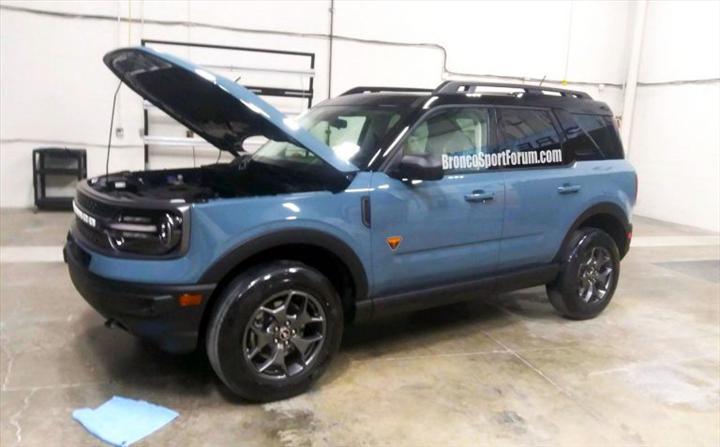 Yeni Ford Bronco Sport'un özellikleri sızdırıldı