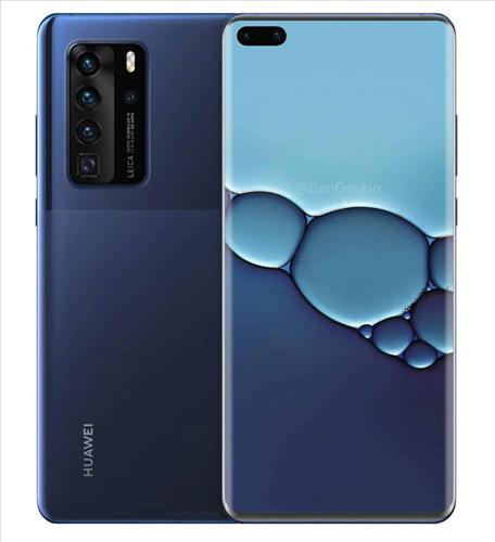 Altı kamera ile gelen Huawei P40 Pro PE'nin sensör özellikleri belli oldu